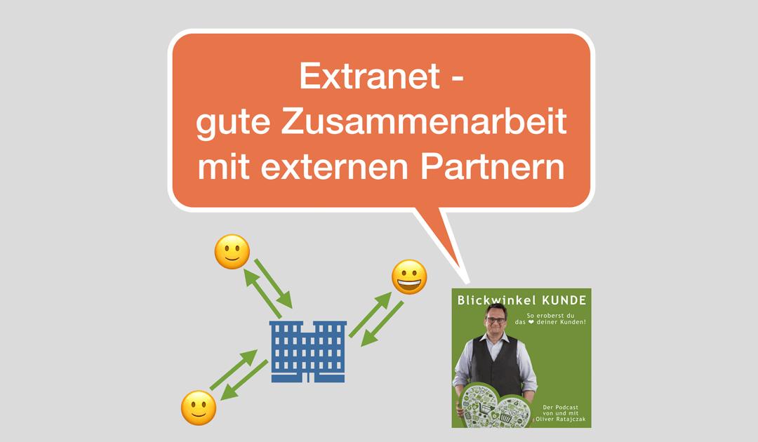 069 Nutze ein Extranet, um effizient mit externen Partnern zusammenzuarbeiten!